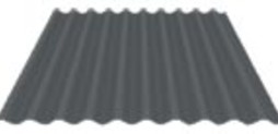 Steel profile sheet cladding roof 04