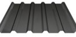 Trapezoidal roofing sheet 08